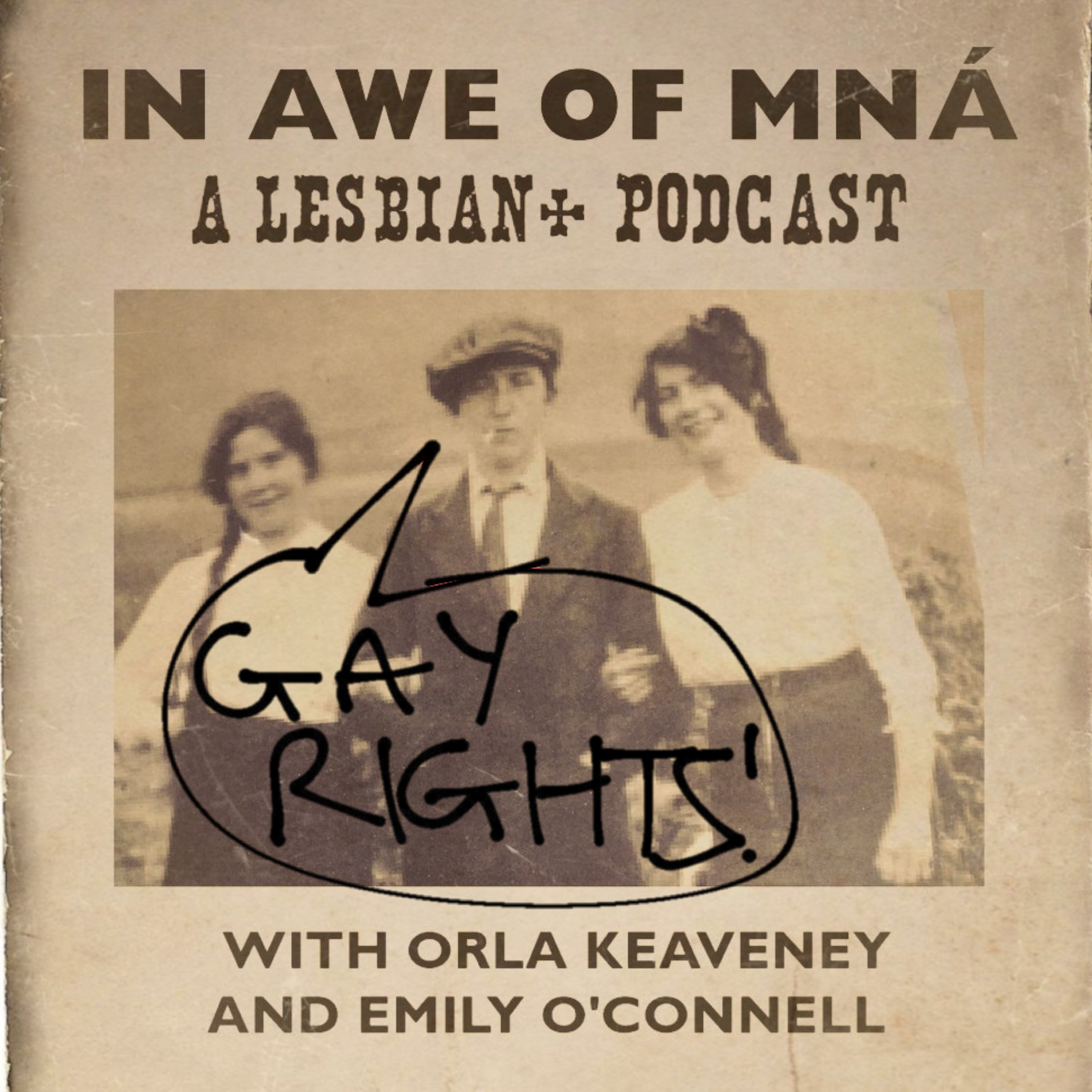 In Awe of Mná – A Lesbian+ Podcast